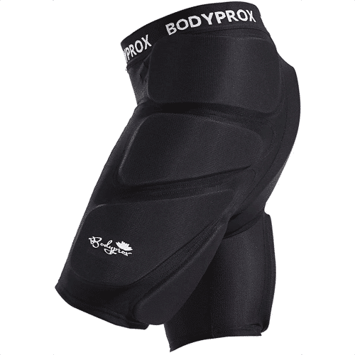 an image of protective padded shorts for men
