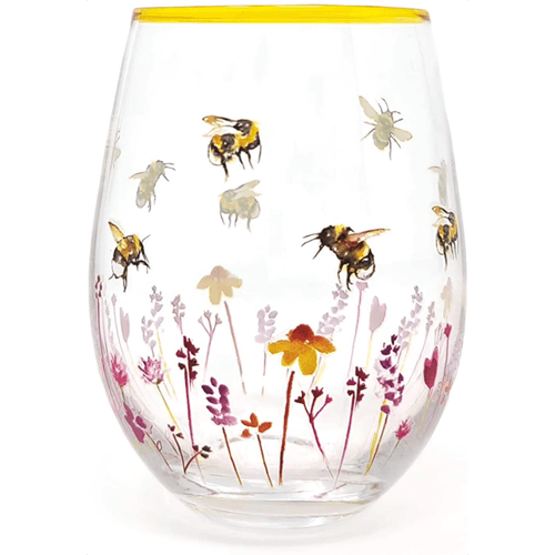 an image of a glass tumbler gift idea