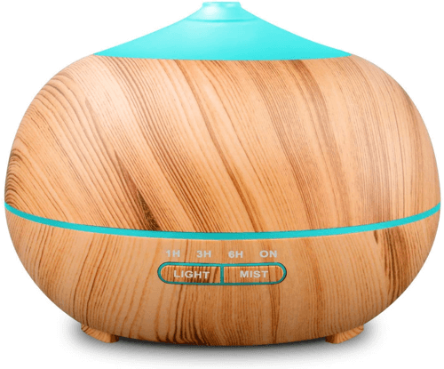 an image of an essential oil diffuser