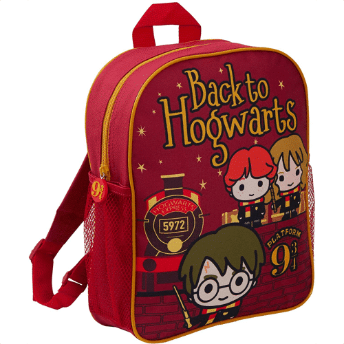 an image of a harry potter backpack for kids