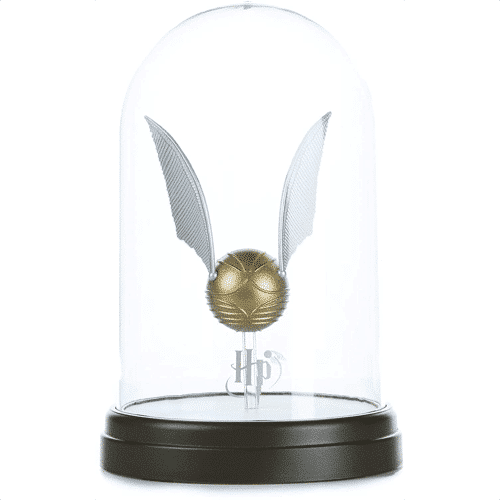 an image of a harry potter golden snitch light - one of our ideas of gifts for harry potter fans