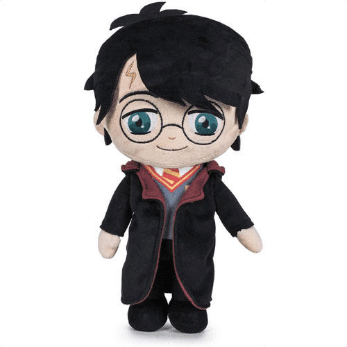 an image of a harry potter plush toy - one of our picks of harry potter gifts for kids