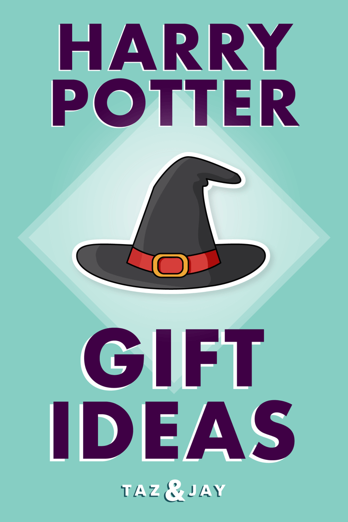harry potter gifts for kids pinterest pin image