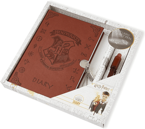 an image of a lockable diary gift set