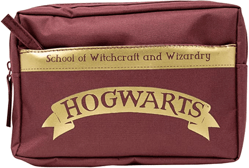 an image of a harry potter pencil case - one of our picks of harry potter gifts for kids