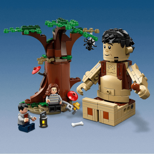 an image of a harry potter lego forbidden forest set - one of our picks of harry potter gifts for kids