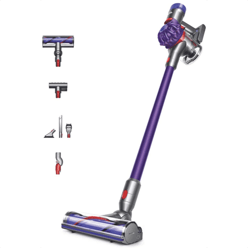 an image of the dyson v7 cordless vacuum cleaner