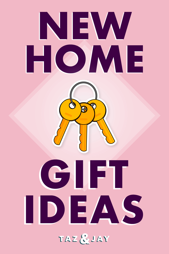 new home gifts pinterest pin image