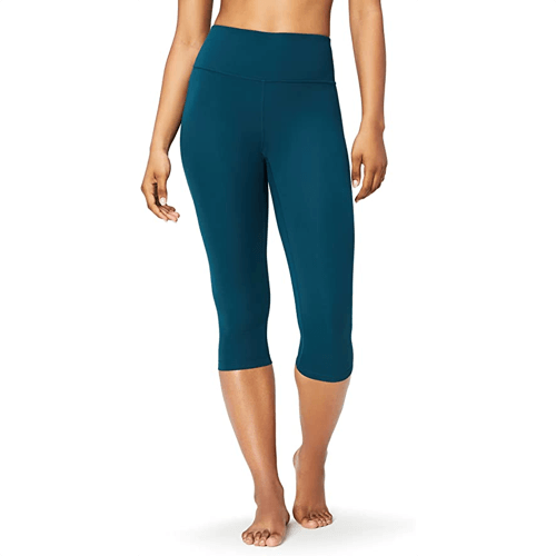 an image of a pair of high waist yoga leggings for women - one of our picks of yoga gifts for her