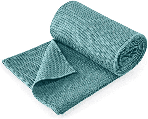 an image of a yoga towel