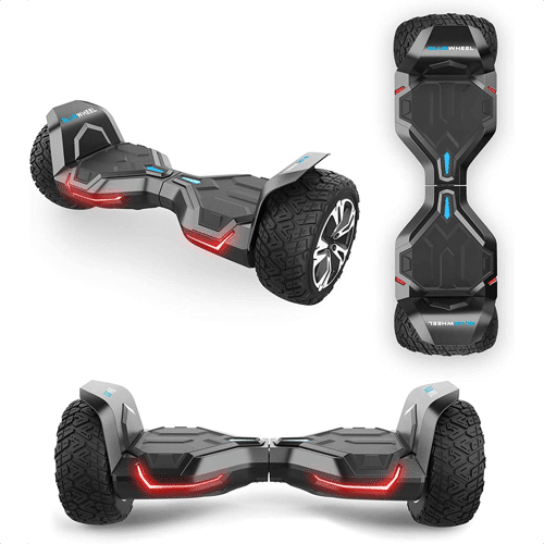 an image of the a hoverboard - one of our suggestions of unique 30th birthday gifts for him