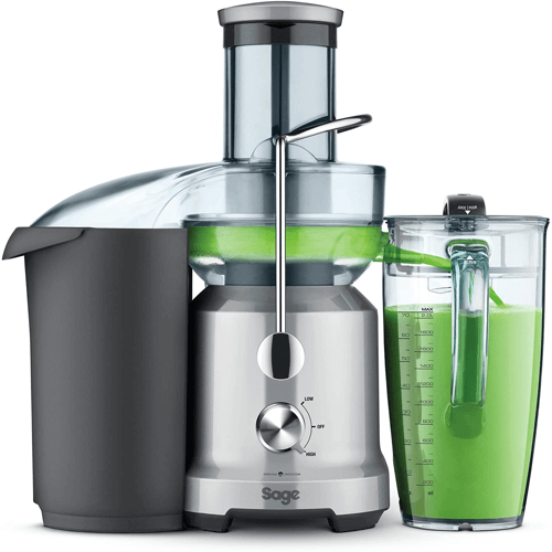 an image of the Sage BJE430SIL Nutri Juicer Cold
