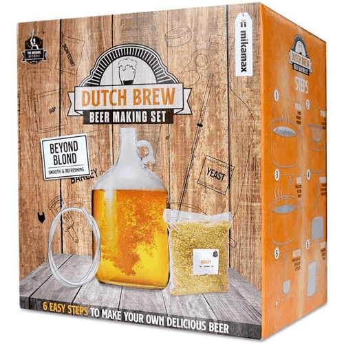 an image of a Dutch brew IPA beer making set