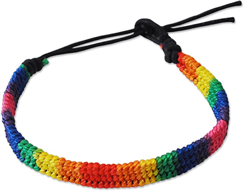 an image of a pride wristband gift idea