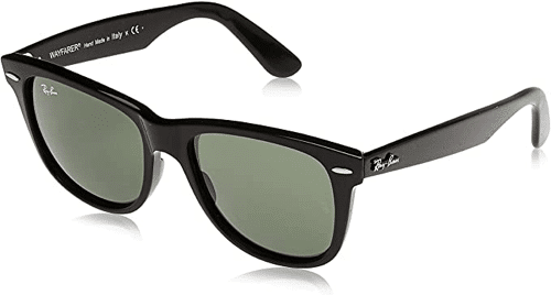 an image of tortoiseshell Ray-Ban wayfarer sunglasses - one of our picks of the best 30th birthday presents for him