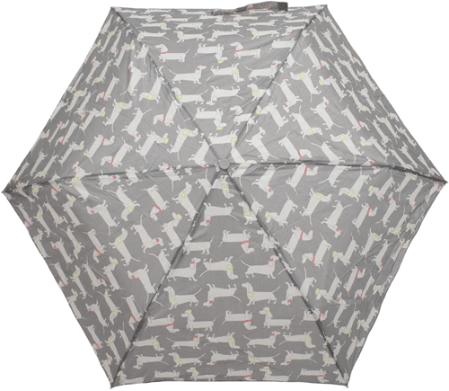 an image of a sausage dog umbrella