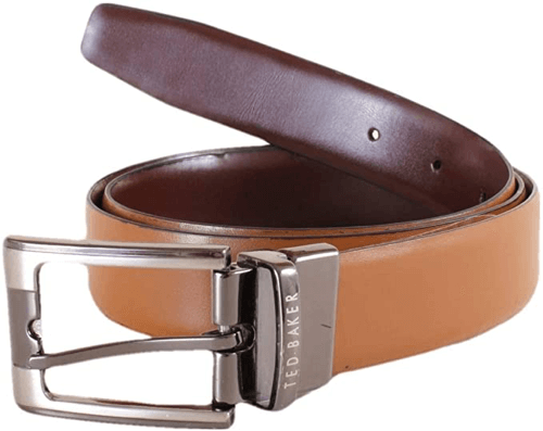 an image a Ted Baker Crafti Smart Leather Reversible Belt - one of our suggestions of special 30th birthday gifts for him