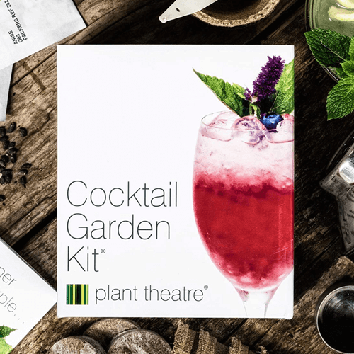 an image of a cocktail garden kit