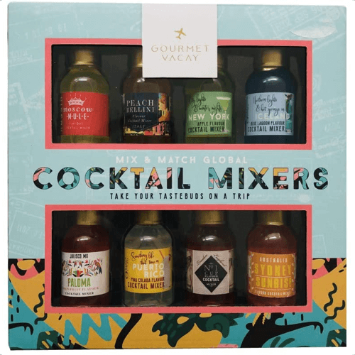 an image of a cocktail mixer gift set