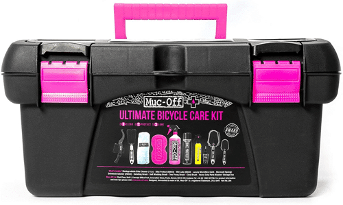 an image of the muc off ultimate bicycle cleaning kit
