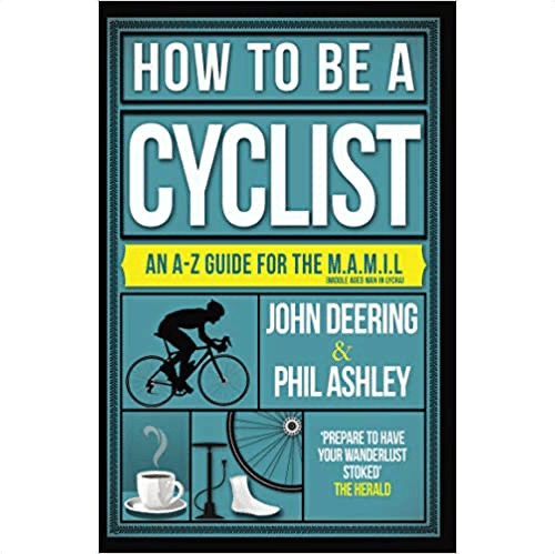 an image of a how to be a cyclist book