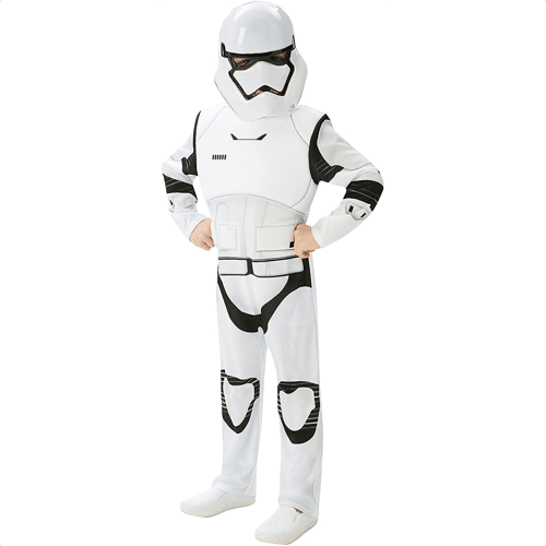 an image of a star wars stormtrooper costume - one of our picks of star wars gifts for kids