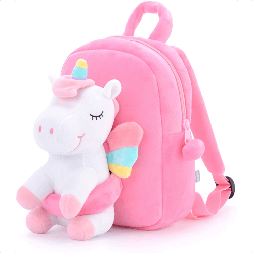 an image of a mythical creature backpack
