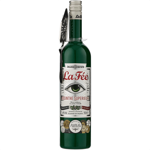 an image of a bottle of absinthe alcoholic drink