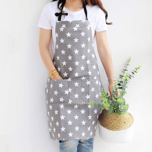 an image of an apron for women
