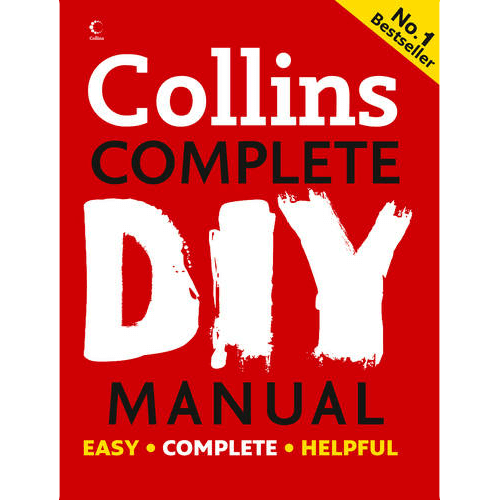 an image of the collins complete diy manual book