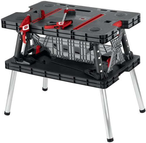 an image of the keter folding work table