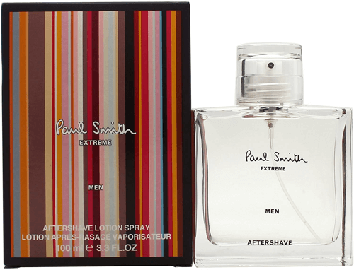 an image of paul smith extreme aftershave