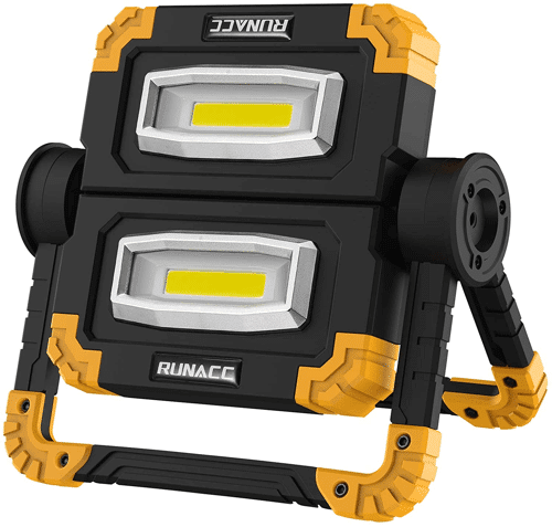 an image of a rechargeable LED work light