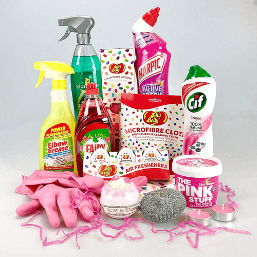 an image of an ultimate cleaning hamper